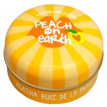 Gloss Labial Agatha Ruiz de La Prada - Peach on Earth Kiss me Collection - Incolor - Agatha Ruiz de La Prada