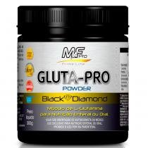 Gluta-Pro Powder Black Diamond 300g MfPro - Muscle Feeder - Mf Pro - Muscle Feeder