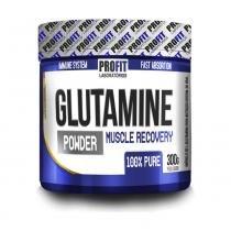 Glutamina Aminoacido Glutamine Powder 300g Profit -
