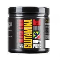 Glutamina Black Code - 150g - Red Series -