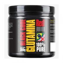 Glutamina Black Code - 300g - Red Series -