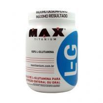 Glutamina L-G - 600g - Max Titanium -