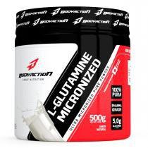 Glutamina L-Glutamine Micronized - Body Action - 500g -