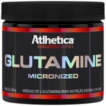Glutamine - Micronized - 300G - Atlhetica Evolution - Atlhetica