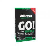 Go! energy gel 10 saches - morango - Atlhetica