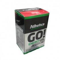 Go Energy Gel Caffeine - 10 Sachês de 30g Morango com Limão - Atlhetica - Atlhetica nutrition