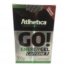 Go energy gel caffeine com 10 sachês atlhetica clinical series -