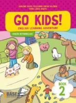 Go Kids! English Learning Adventure - Book 2 - Ensino Fundamental I - 2º Ano - Base didáticos