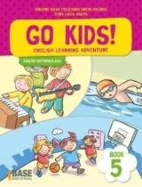 Go kids! english learning adventure - book 5 - ensino fundamental i - 5º ano - Base didáticos