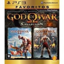 God Of War Collection Favoritos - PS3 - Sony