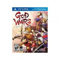 God Wars: Future Past - Ps Vita - Sony