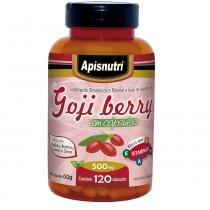 Goji Berry (500mg) 120 Cápsulas - Apisnutri - 120 Cápsulas - Apisnutri