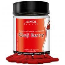 Goji Berry - 60 Cápsulas - Nitech Nutrition - Nitech Nutrition