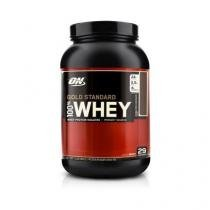 Gold Standard 100 Whey Protein - 910g(2lbs) - Optimum Nutriton - Chocolate - Optimum Nutrition