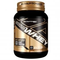 Gold Whey 2lbs - Adaptogen Science - 900g - Adaptogen Science