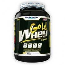 Gold Whey - 900g Morango - Body Nutry -