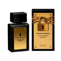 Golden Secret Antônio Banderas Eau de Toilette Perfume Masculino 30ml - GOLDEN