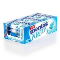 Goma de Mascar Mentos Pure Fresh Mint c/15 - Perfetti -