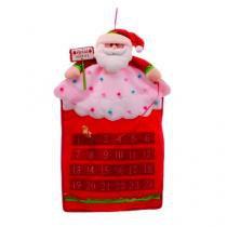 Gostosura Papai Noel Calendário - 80 X 45 Cm - Cromus