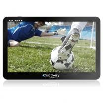 GPS Automotivo Discovery Tela de 7 com TV Digital MTC3572 -