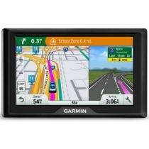 GPS Automotivo Garmin Drive 50 010-01532-6M Mapas Detalhados do Brasil -