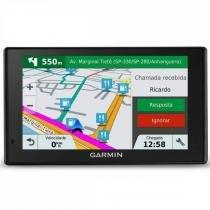 GPS Automotivo Garmin DriveAssist 50LM América do Sul com Câmera Integrada -