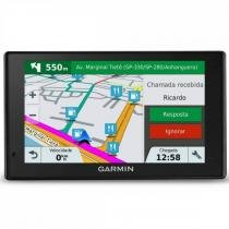 GPS Automotivo Garmin DriveAssist 50LM América do Sul com Câmera Integrada - Garmin