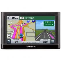 "GPS Automotivo Garmin Nuvi 55 Tela 5"" Dados Trânsito e Avisa Radar - Garmin"