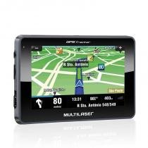 GPS Automotivo Multilaser Tracker III 4,3 polegadas Touchscreen GP033 - Multilaser