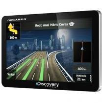 """GPS Discovery Channel 4.3"""" Pol. Slim MTC 2420 - Aquarius"""