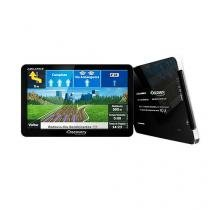 "GPS Discovery Channel 7.0"" Slim TV Digital, MP3 e MP4 Player Aquarius MTC3572 -"