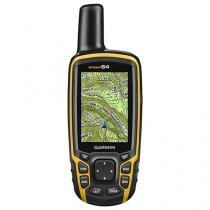 "GPS Garmin Map 64 - Tela 2,6"" Colorida"