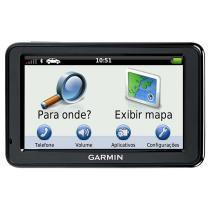 "GPS Garmin Nuvi 2415LT Tela 4,3"" Touch com Tela Colorida 1001-59 - Garmin"