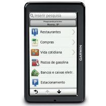 """GPS Garmin Nuvi 2565LT Tela 5"""" Touch com Bluetooth e Viva Voz 1002-20 - Garmin"""