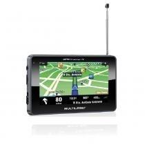 GPS Multilaser Tracker 2 4,3 TV Digital - Multilaser