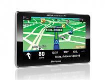 GPS Multilaser Tracker III GP033, Preto, Tela de 4.3, 64MB - Multilaser