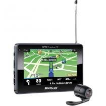 GPS Multilaser Tracker III GP035 com TV Digital, - Multilaser