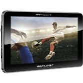"GPS Multilaser Tracker III GP038, Tela de 7"", 2GB, Tv Digital -"