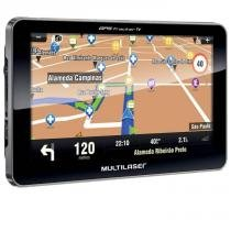 Gps Multilaser Tracker lll 7 Com Tv/Fm GP038 -
