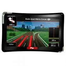 GPS Quatro Rodas TV Digital Slim Aquarius MTC4761 - Aquarius