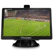 GPS Tela 4.3 Aquarius Discovery Channel com TV Digital MTC3653 -