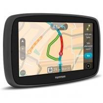 GPS TomTom Automotivo GO 50 5 Polegadas Touchscreen Alerta Radares -