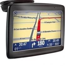 """GPS TomTom Start 55 Tela 5.0"""" Pol. - Função TTS, Rotas Inteligentes e Alerta de Radares -"""