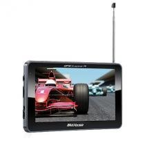 "Gps tracker 2 tv e fm 5"" gp036 - multilaser -"