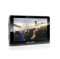 Gps Tracker 7 Polegadas Com Tv Digital Usb Gp038 Multilaser - Multilaser