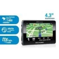 Gps tracker iii 4,3 gp033 - Multilaser