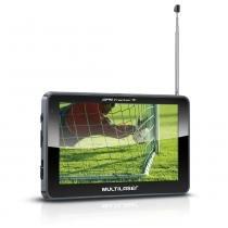 Gps Tracker III 5 Com Tv + FM GP036 Preto - Multilaser - Multilaser
