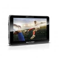 Gps Tracker III 7 Pol. Com Tv + Fm Touch - Multilaser MUL-080 -