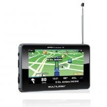 Gps Tracker III Com Tv GP034 Preto - Multilaser - Multilaser