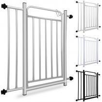 Grade de Porta Para Bebês E Cachorros com Extensor de 10cm - 68cm a 82cm - Genus móveis